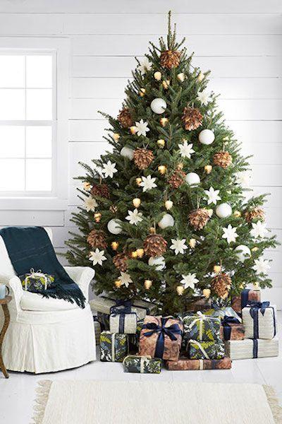 brad craciun ornamente