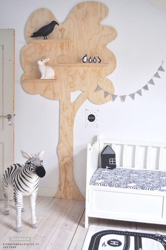 organizare camera copilului