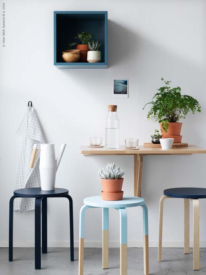 mobila bucatarie design spatii mici