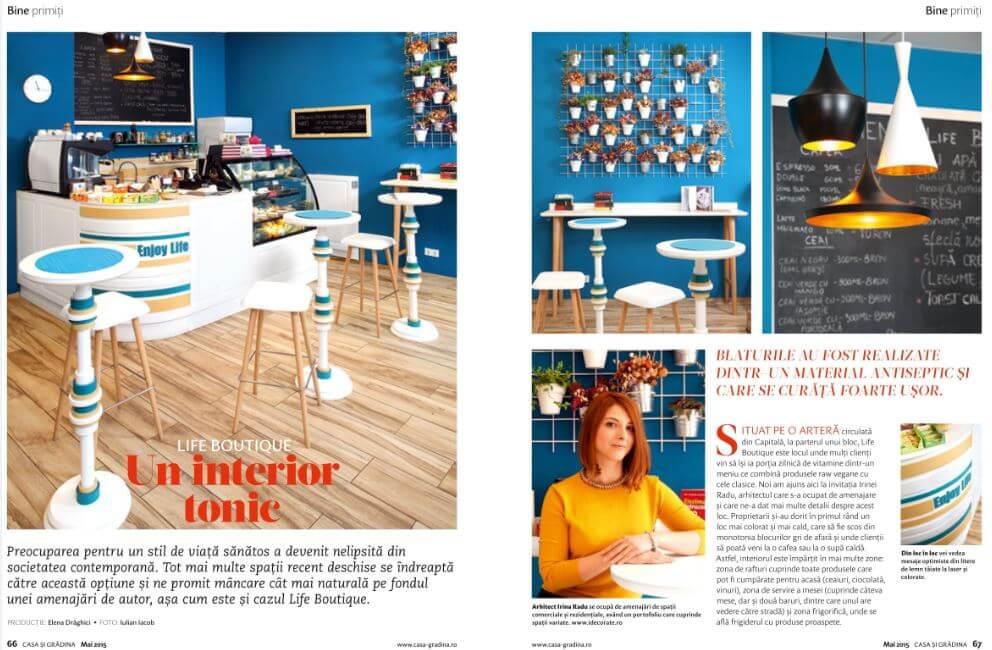 Irina Radu design de interior