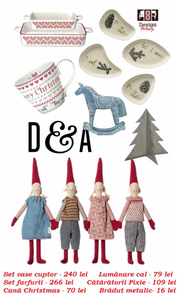 colecții de crăciun design and after