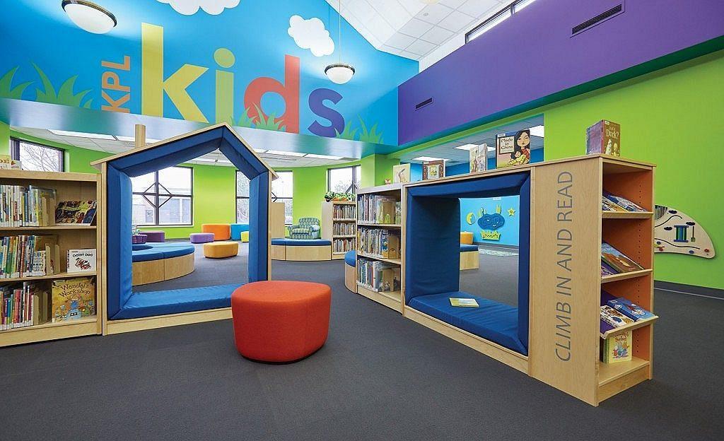 Bibliotec în SUA