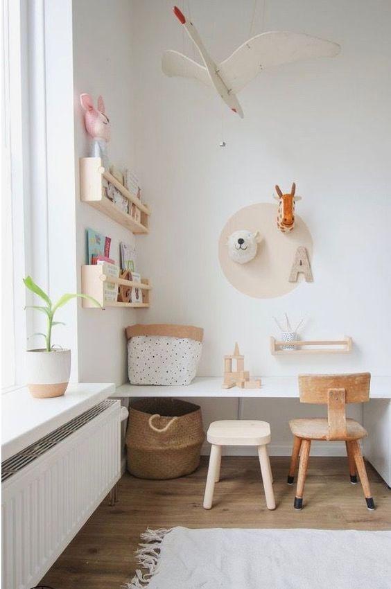 organizare camera copilului Pinterest