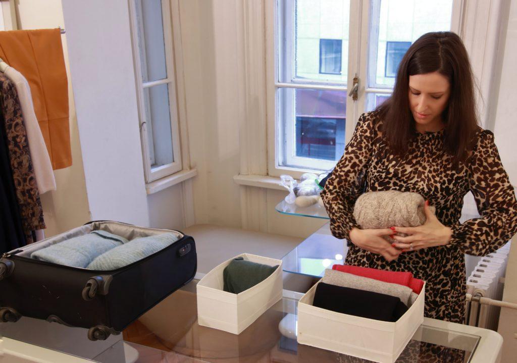 Diana Mihăilă metodă de organizare