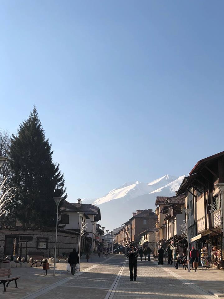 schi Bansko