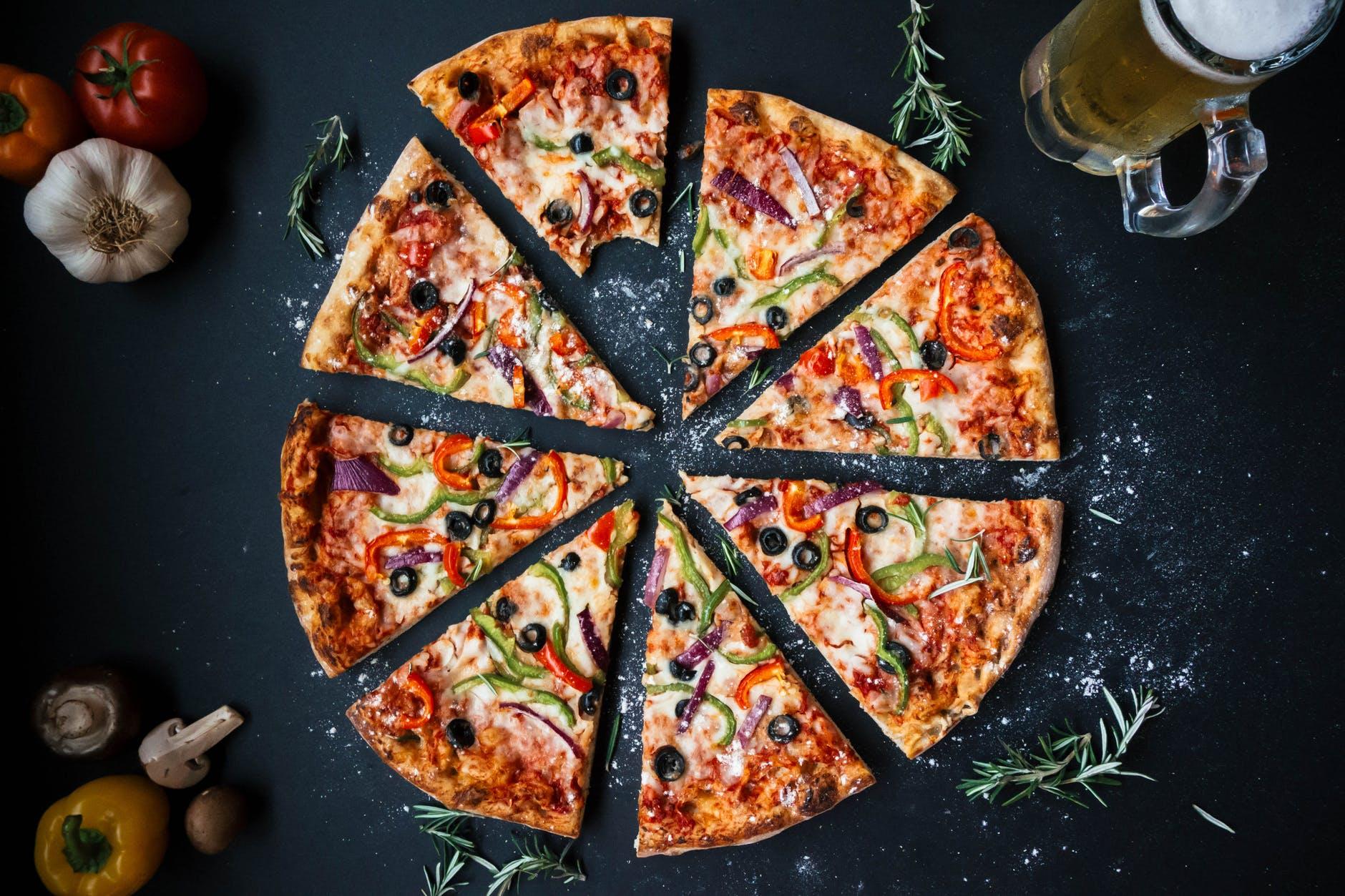 pizza București