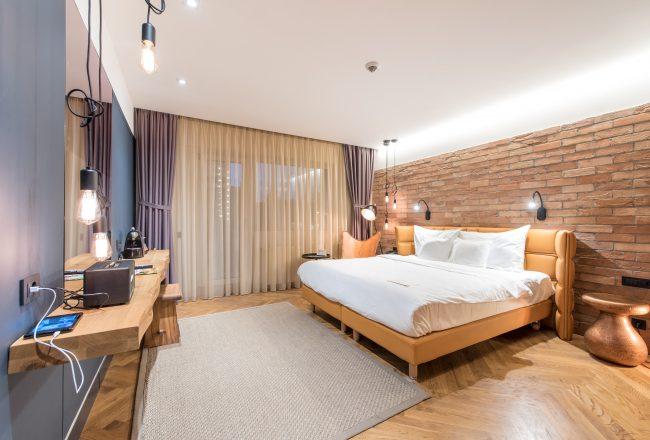 smart room Hotel Caro