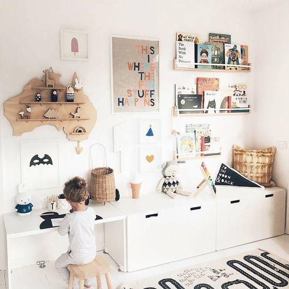 organizare camerei copilului
