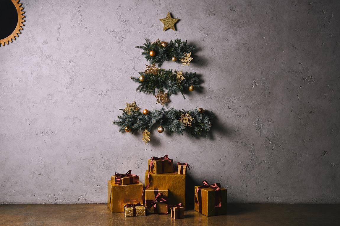 brad de Crăciun altfel