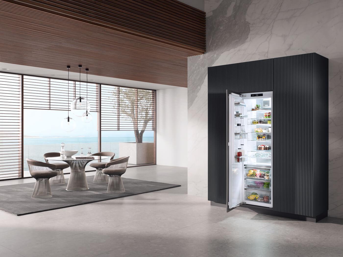 Miele frigider smart