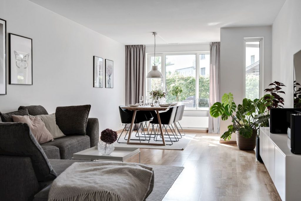 design apartament 3 camere